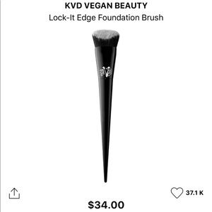 KAT VON D VEGAN🌱BEAUTY LOCK🔐IT FOUNDATION BRUSH